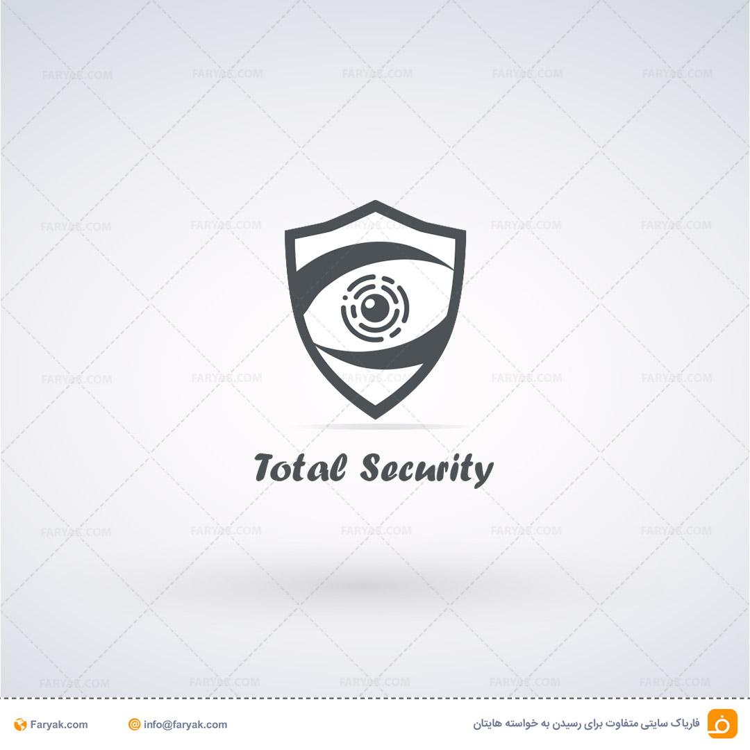 لوگوی لایه باز سپر امنیتی
