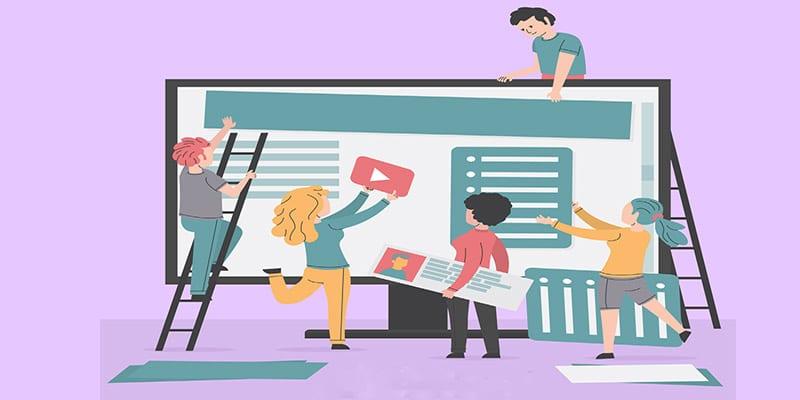 شغل طراحی رابط کاربری و دلایل محبوبیت آن
