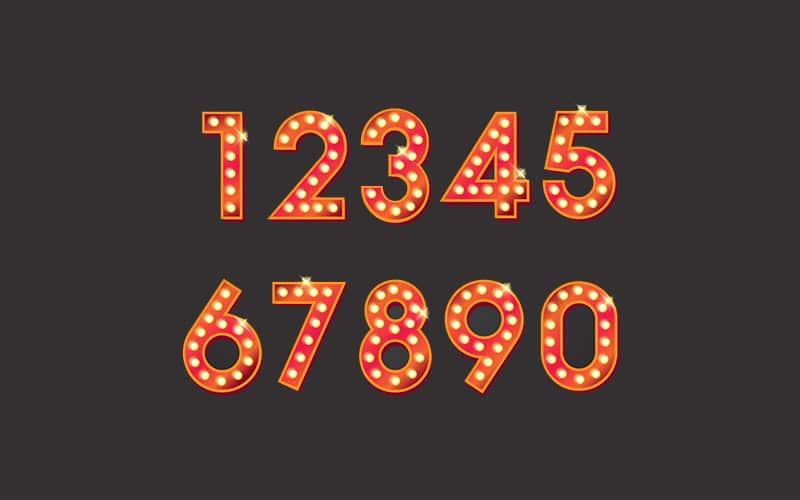استفاده از اعداد برای نوشتن عنوان های جذاب