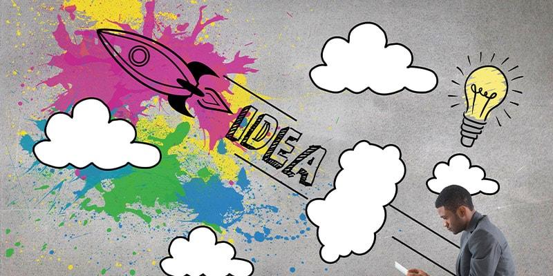 یک طراح رابط کاربری باید ایده پرداز و خلاق باشد