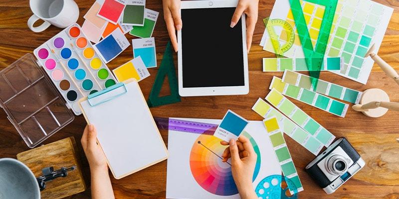 یک طراح رابط کاربری باید عناصر طراحی را به خوبی بشناسد