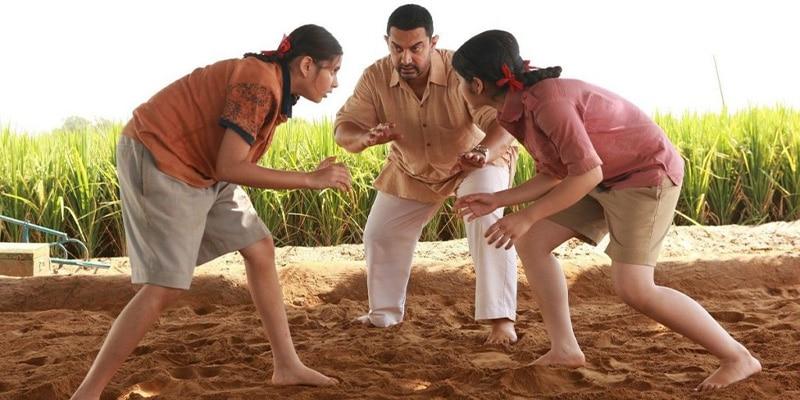 dangal فیلمی با روحیه مبارزه طلبی و انگیزشی